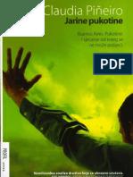 Claudia Pineiro - Jarine Pukotine