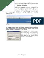 CAESAR+II_Quick_Start