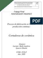 Automatizacion de un Proceso en Linea de Produccion