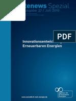 37 Renews Spezial Innovationsentwicklung Durch EE Juli10