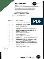 Appendix British US Communications Intelligence 1948