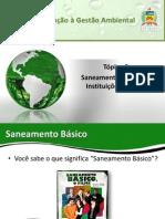 2 Saneamento Basico Dentro Das Instituicoes Publicas