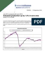 Eurostat IP July 2014