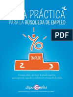 Guia Practica Digital Para La Búsqueda de Empleo