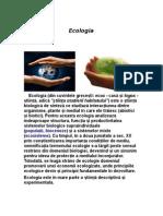 Ecologia :D