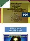 Unidad I Epistemologia Diapositivas