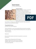 Como Era La Civilización Sumeria