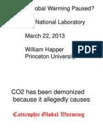 Argonne National Lab Talk Happer