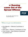 Spread Power Offense