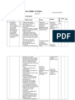 Planificare Pe Unitati de Invatare Dezvoltarea Personala Clasa a Iia 20142015