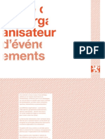 Guide Organisateur Evenement