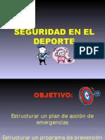 Seguridad Deportiva
