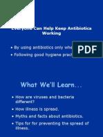 Anti Biotics Misuse