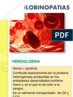 Hemoglobin Op at i As