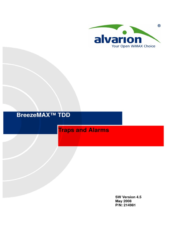 Breezemax Tdd Ver45 Traps Alarms 080513 Duplex Veti Plug Wiring Diagram Telecommunications Damages