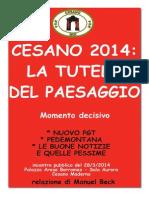 Cesano 2014