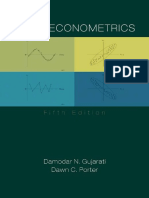 Gujarati solution 5th econometrics manual edition pdf basic