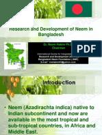 Neem Presentation for India