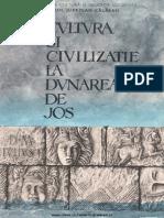 01 Cultura Si Civilizatie La Dunarea de Jos I 1985