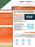 JDE Upgrade Brochure