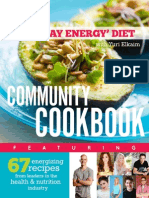Community Cookbook (Yuri Elkaim)