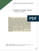 Aula 09 - Possibilidades de Diálogo Entre Psicanálise e Educação