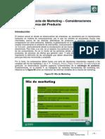 Lectura 8 - Mezcla de Marketing. Consideraciones Acerca Del Producto