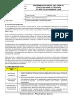 5 Programacion Anual Ept Luis Navarrete