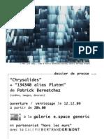 Chrysalides PressKit v2