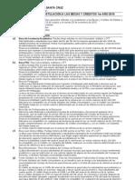 Informativo sobre Becas y Créditos 2009