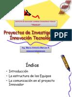 Diapositivas Proyecto de Investigacion Tecnologica
