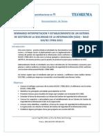 Curso Sistema de Gestión de La Seguridad de Informacion-IsO-IEC 27001-2013