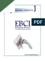 Catalogue Ebci