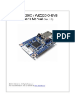 WIZ220IO User Manual V1 0 0