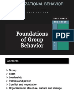 Foundation of Group Behavior