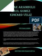 feudalismo edwar