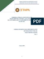 Normas Diseño Infraestructura Telcom 2014 Rev2.pdf