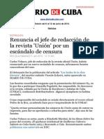 Boletín DDC | 12 de junio de 2014