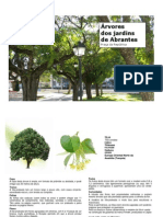 Classificação Das Árvores Jardins Abrantes