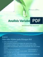 AnalisisRealIPertemuan5