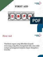 Penyuluhan First Aid