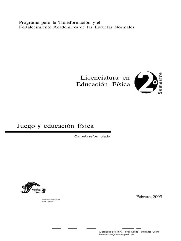 Juegos y Educacion Fisica 968cfd094a8