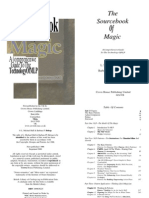 L Michael Hall - Sourcebook of Magic