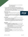 Cs2357 Lab Manual