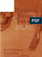 Positional Release Therapy