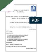 106490193 Practica 4 Potencial Normal