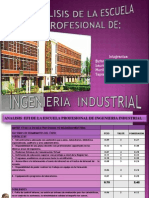 Analisis Ingenieria Industrial Unsa