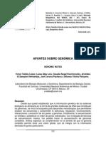 Bioquimica y Biologia Molecular