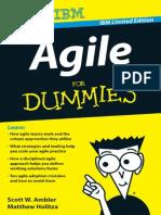 IBM Agile for Dummies