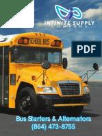 bus alternators and starters